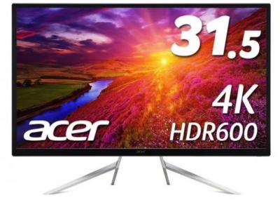 Acer представила новый 4К-монитор