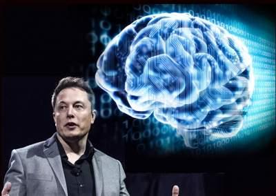 Маск свяжет мозг с компьютером