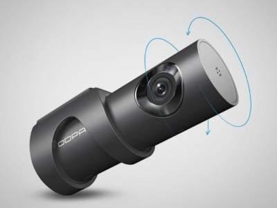 Xiaomi представила видеорегистратор с ночным видением