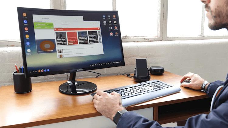 Как превратить флагманский смартфон Samsung в ПК на Linux