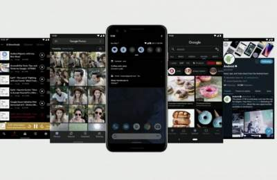 Google показала новый Android