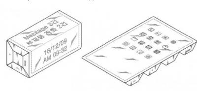 Samsung запатентовала интересный дизайн смартфона