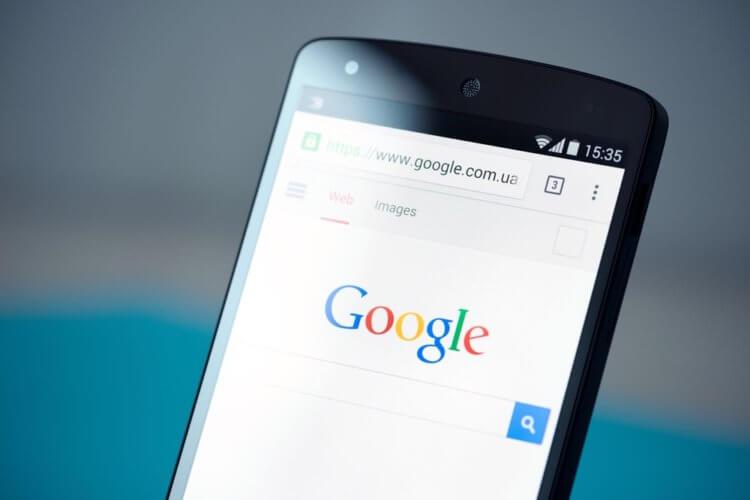 Мобильный Google Поиск обзавёлся новым дизайном