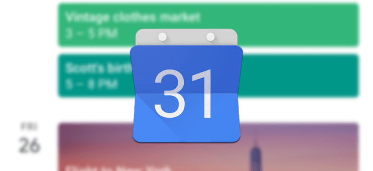 Наконец, создание событий в Google Календаре на Android станет работать по-человечески