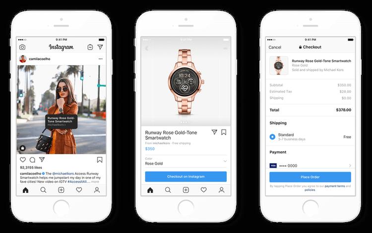 Как Instagram превращается в интернет-магазин