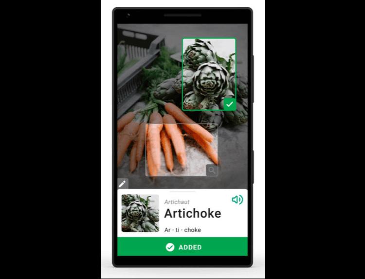 Новое приложение от Microsoft помогает учить язык, используя камеру вашего смартфона