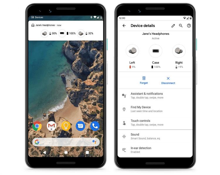 Google представила функцию для поиска Bluetooth-устройств в Android Q