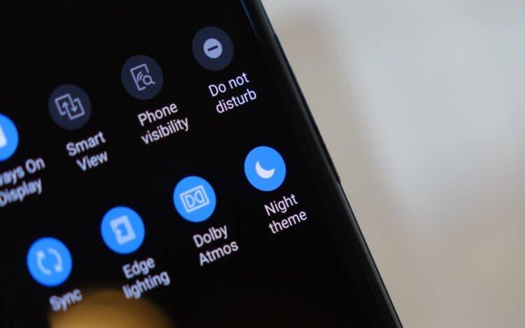Google рассказала, чем так ценна ночная тема на Android