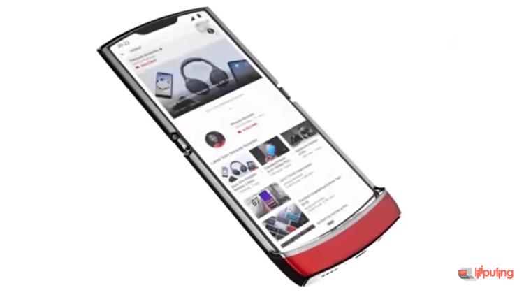 Lenovo украла фанатское видео, чтобы рекламировать складной Motorola RAZR