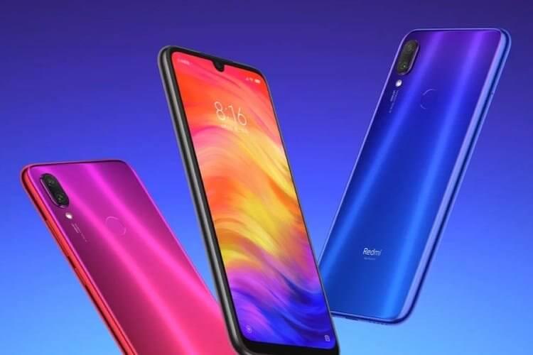 Xiaomi добавила в Redmi Note 7 камеру на 48 Мп и назвала его Redmi Note 7S