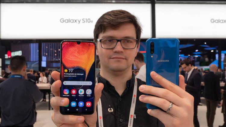 Лучший бюджетный смартфон от Samsung подешевел на 25%