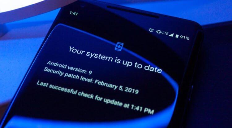Google пообещала упростить обновление смартфонов с выходом Android Q