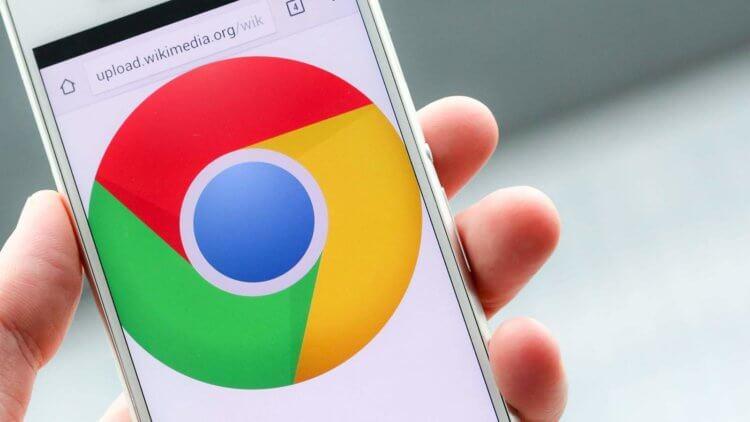 Google добавила в Chrome для Android возможность фонового обновления