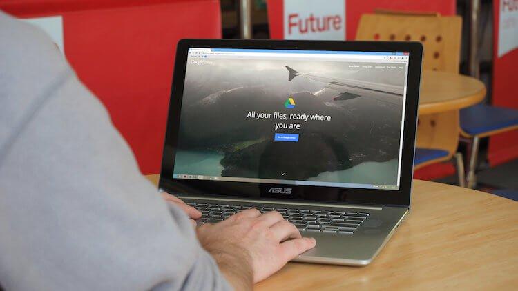 Как освободить облако Google от ненужных файлов