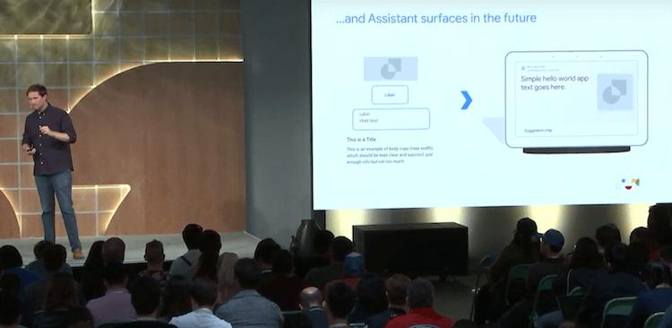 Google начала тестировать мини-приложения в Поиске и Google Assistant