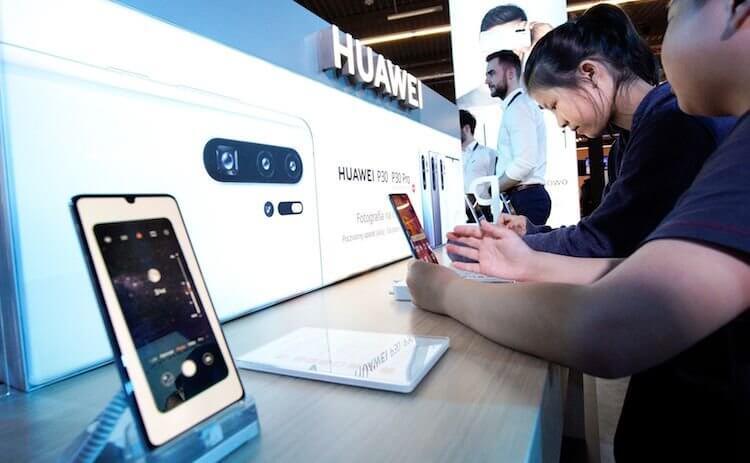 Раскрыты новые подробности об операционной системе Huawei