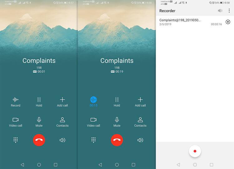 Как перенести функцию записи звонков с Huawei P30 Pro на старые модели
