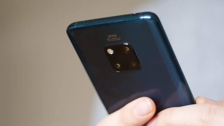 Google лишила смартфоны Huawei надежды на обновление до Android Q
