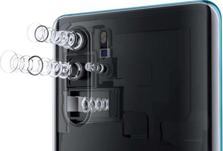 Как Huawei P30 Pro удаётся делать такие яркие фотографии