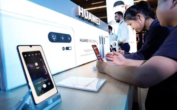 Как Huawei без Android изменит рынок смартфонов