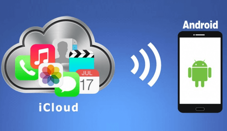 Как получить доступ к iCloud на Android смартфоне