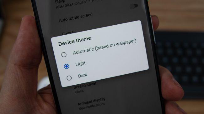 Как темный режим Android Q будет работать на вашем смартфоне