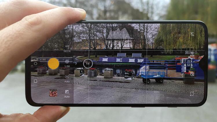 Как установить приложение камеры для OnePlus 7 Pro на старый смартфон OnePlus
