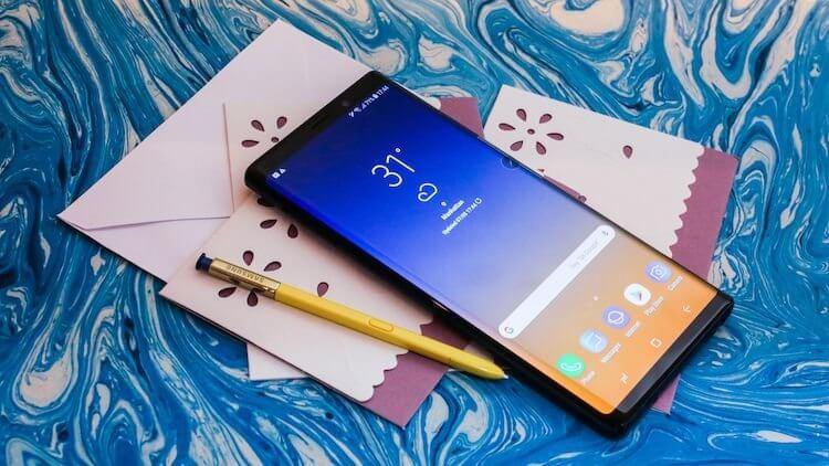 Как купить Galaxy Note 9 и другие смартфоны Samsung со скидкой до 50% от их цены