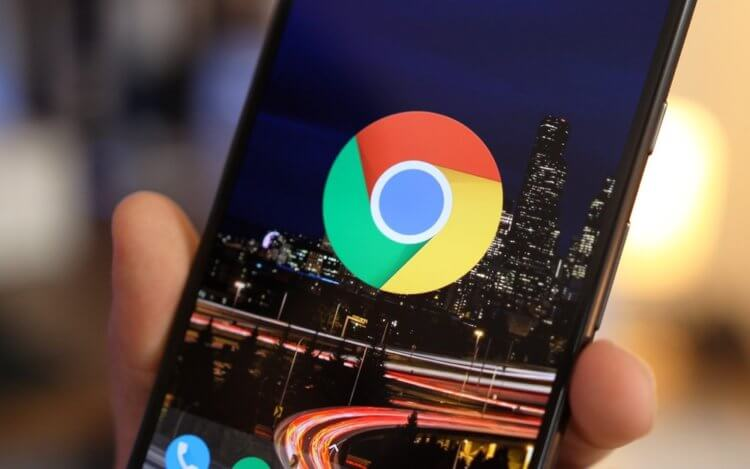 В новой версии Google Chrome на Android стало проще включить тёмную тему и использовать пароли