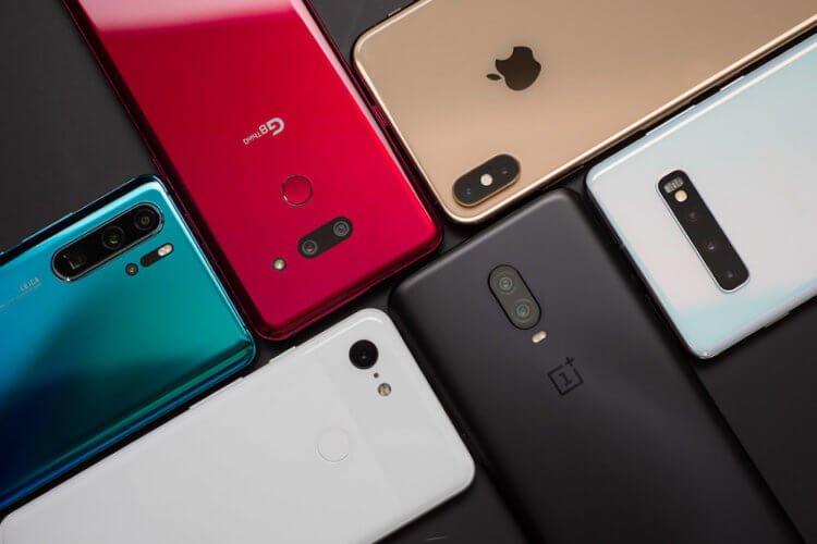 Исследование показало, что самые надежные смартфоны делают Huawei и Apple