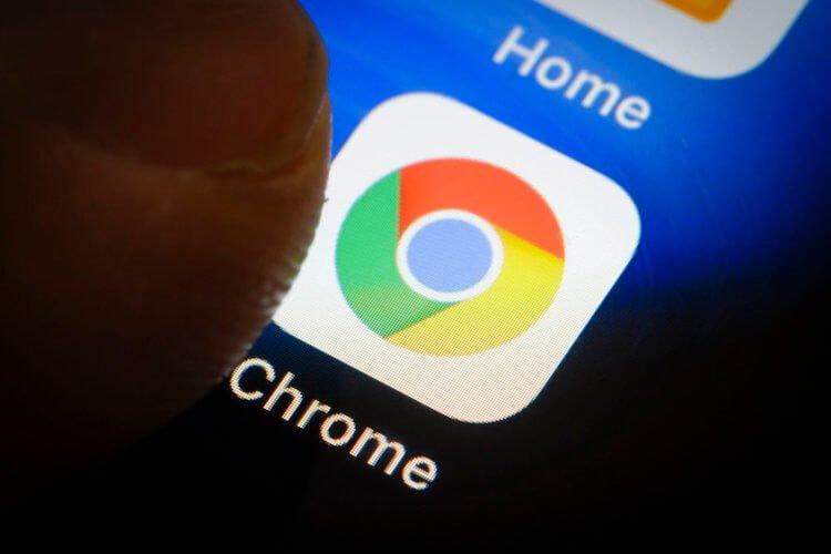 Google Chrome научился отображать сайты в темном режиме