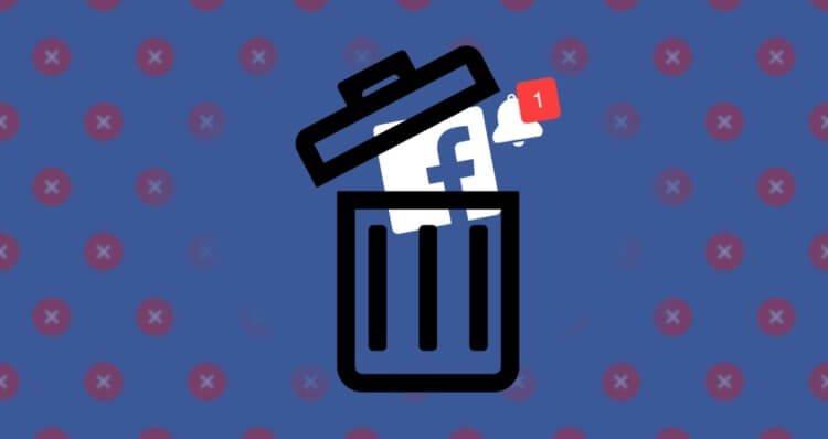 Как отключить надоедливые ярлыки уведомлений в приложении Facebook