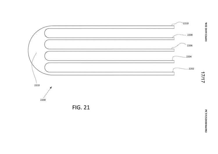 Смартфон-книга: В сети появился один из самых странных патентов Google