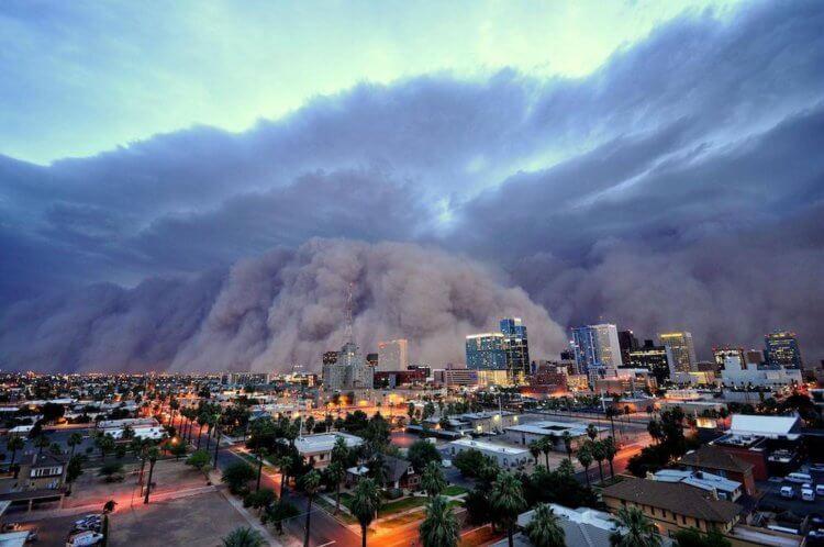 В Google Maps появились визуальные оповещения о стихийных бедствиях