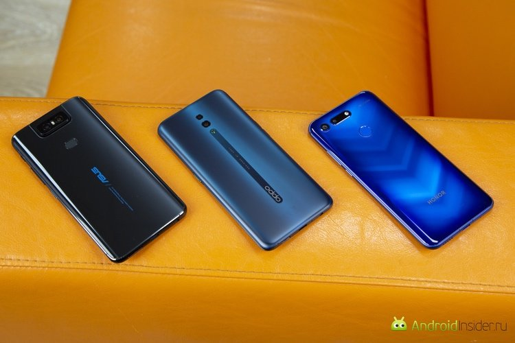 Какой новый смартфон выбрать за 40 000 рублей?