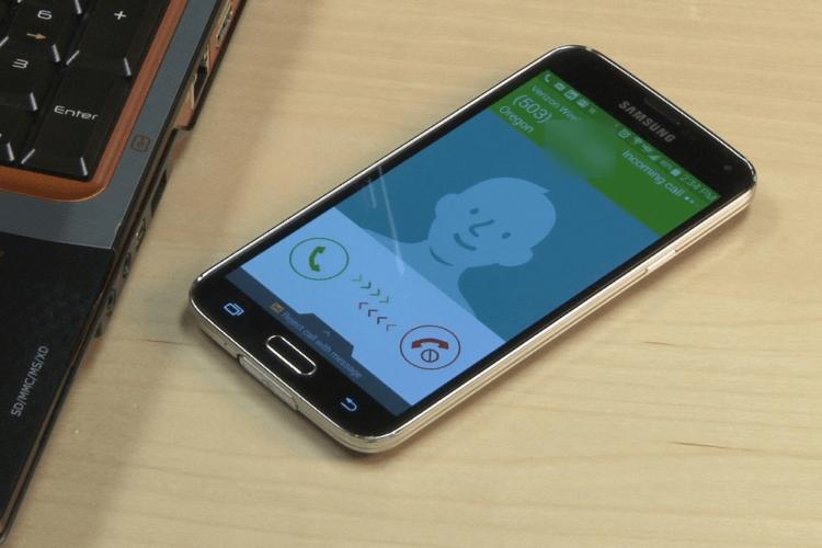 Как заблокировать номер на Android