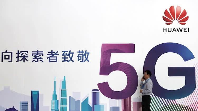 МТС договорилась с Huawei о запуске 5G в России
