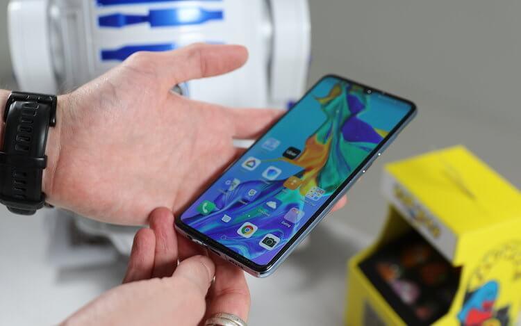 Huawei вернет деньги, если Google отключит ее смартфоны от своих сервисов