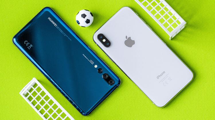 Samsung и Apple больше остальных выгодна неудача Huawei