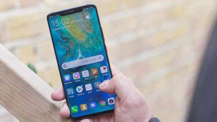 Новая операционка от Huawei будет называться Oak OS и выйдет в сентябре