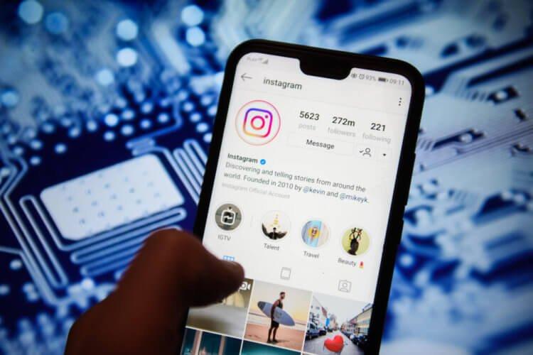 Восстановить Instagram-аккаунт скоро можно будет и без танцев с бубном