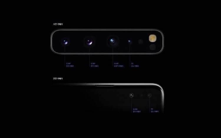 Samsung требует от поставщиков больше ToF-сенсоров для своих смартфонов