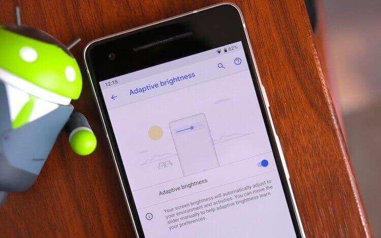 Как убавить яркость экрана на Android ниже минимального уровня