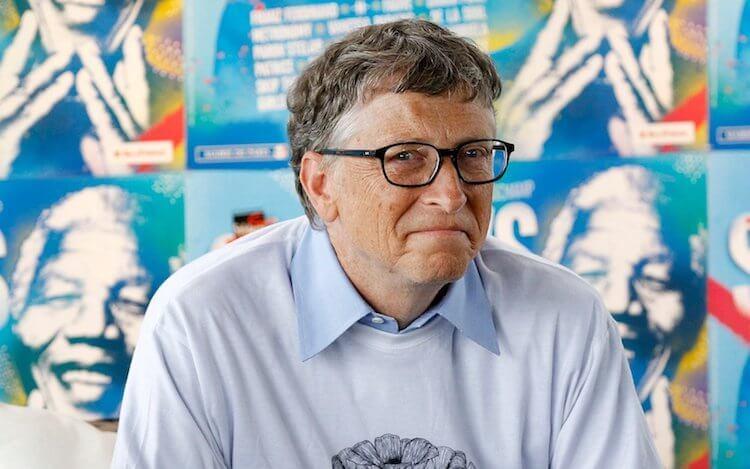 Билл Гейтс жалеет, что позволил Google выпустить Android