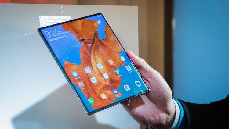 Почему Huawei выпустит складной Mate X в России с опозданием