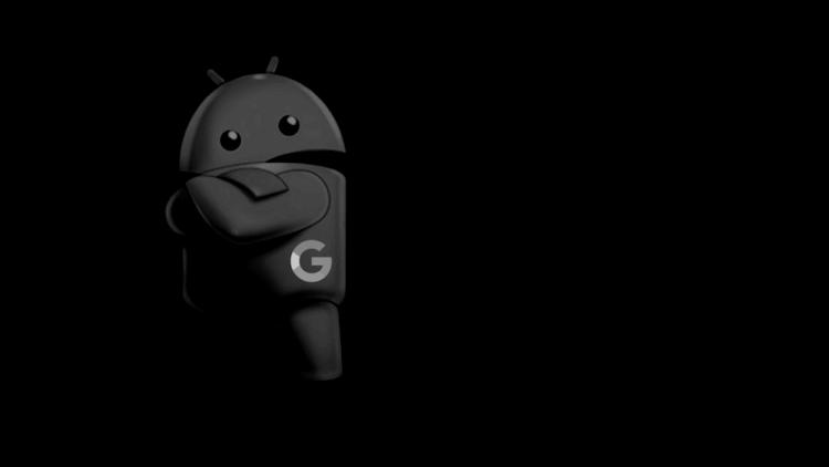 У некоторых пользователей заработала тёмная тема в Google Assistant и Поиске