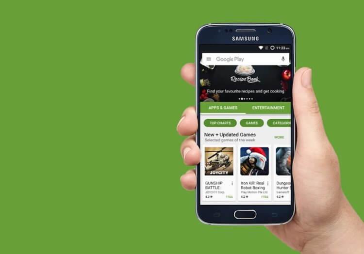 Google перекрывает кислород Aptoide, магазину приложений, с которым сотрудничает Huawei