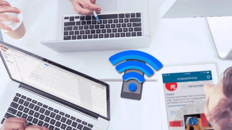 Как раздавать Wi-Fi с вашего Android-смартфона