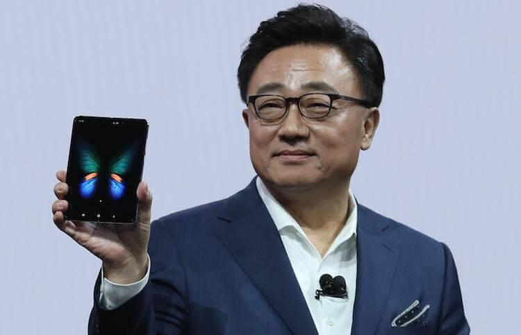 Samsung опровергла июльский релиз Galaxy Fold