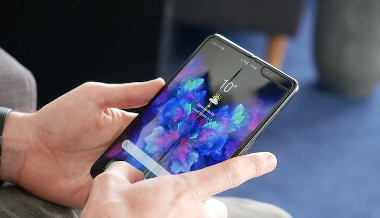 Samsung решила скрестить Galaxy Fold и Galaxy Note. Что из этого выйдет?